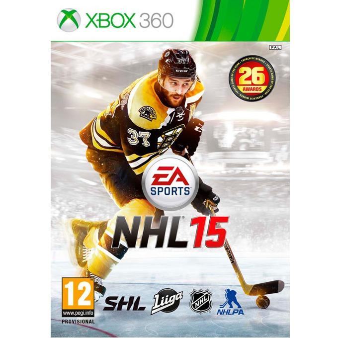 Игра за конзола NHL 15, за Xbox 360 image
