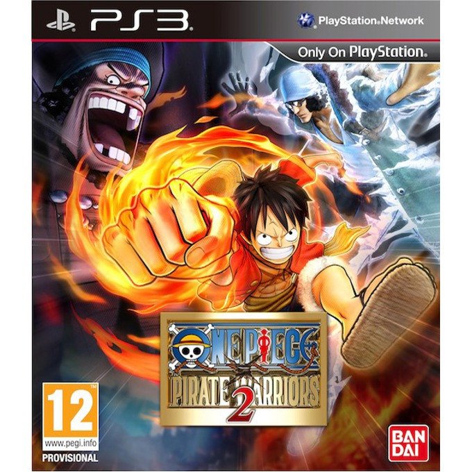 One Piece: Pirate Warriors 2, за PlayStation 3 image