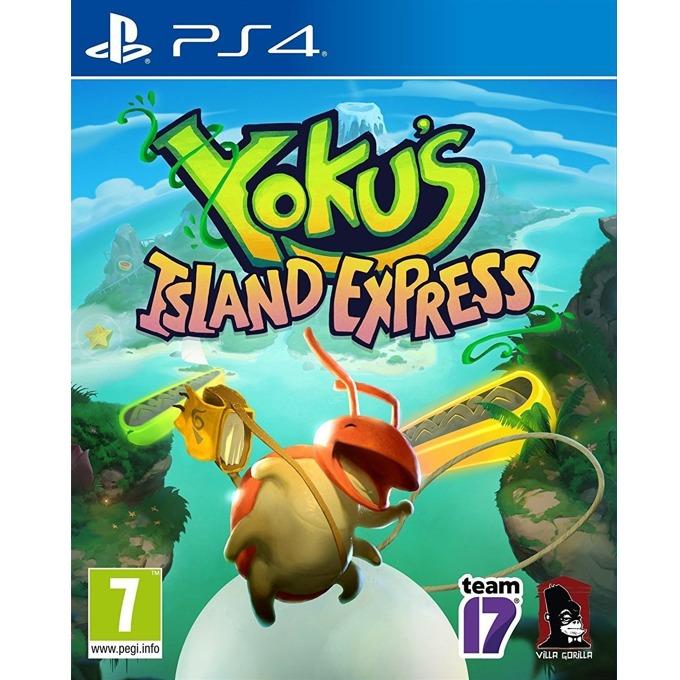 Игра за конзола Yoku's Island Express, за PS4 image