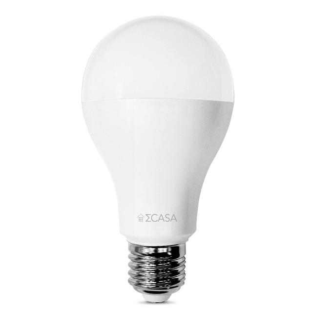 LED смарт крушка Sigma Casa ΣLight SA-7117, Bluetooth 4.0, E27, 10W, 800lm, топло или студено бяла image