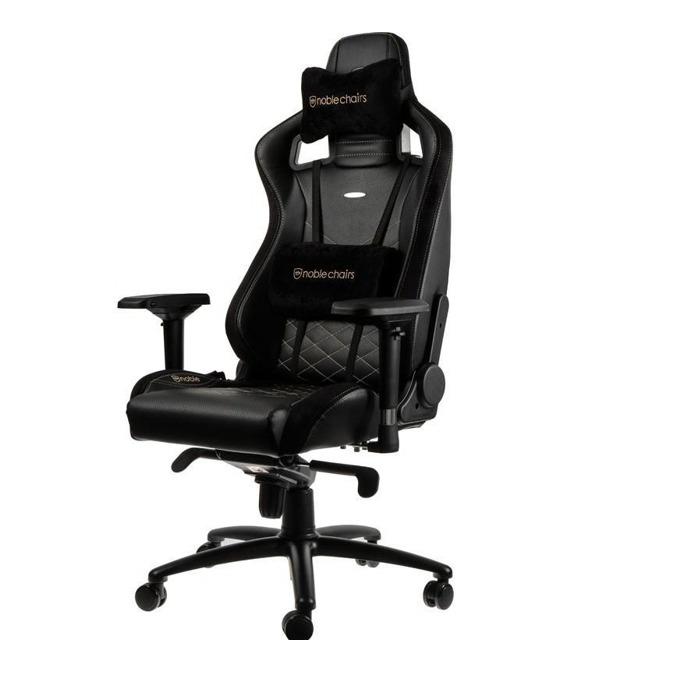 Геймърски стол noblechairs EPIC, черен image