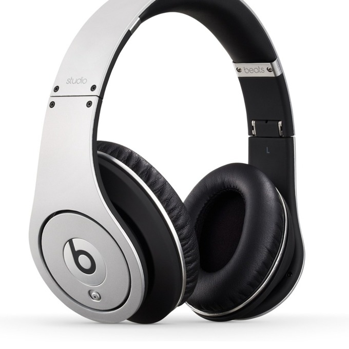 Beats by Dre Studio Over Ear Silver DC11574 product