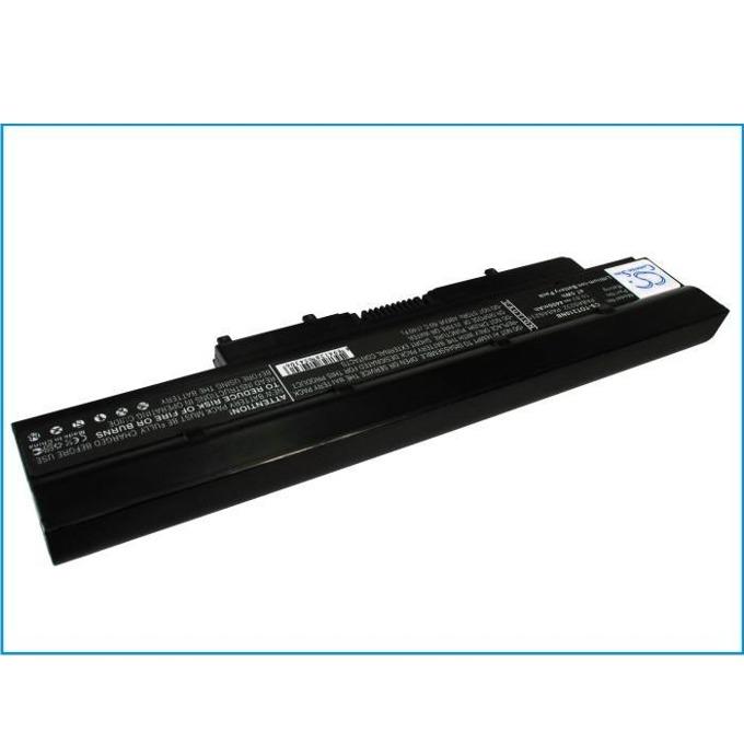 Батерия (заместител) за лаптоп Toshiba, съвместима с модел PA3820U, 10.8V, 4400mAh, черен, Cameron sino, 6 cell image