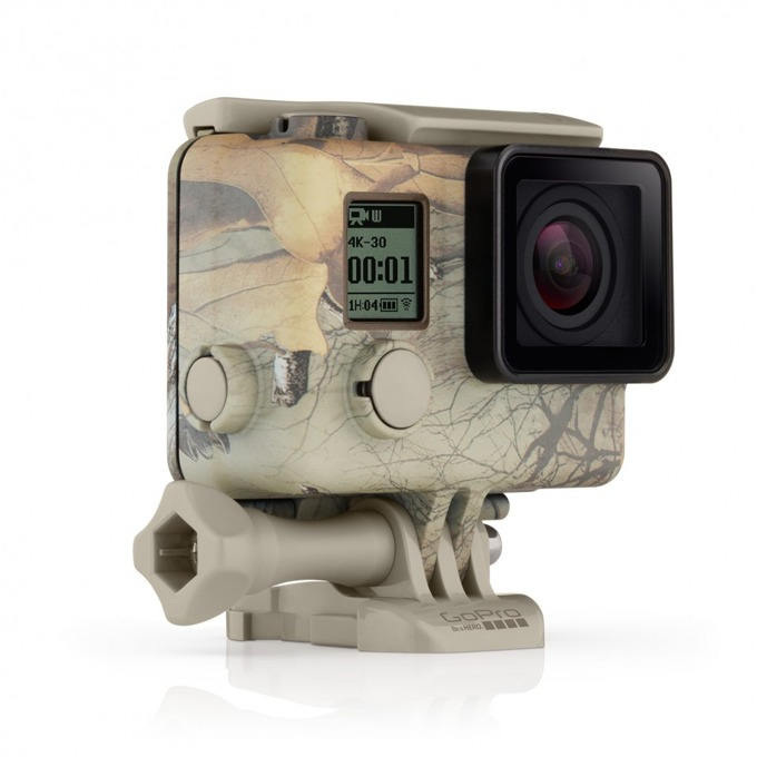 Камуфлажен кейс GoPro Camo Housing Realtree Xtra, водоустойчив image
