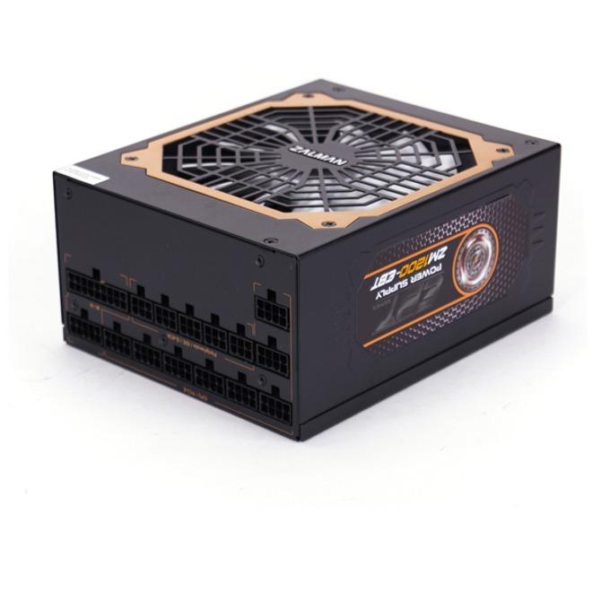 Захранване Zalman ZM1200-EBT, 1200W, Active PFC, 80+ Gold, изцяло модулно, 120mm вентилатор image