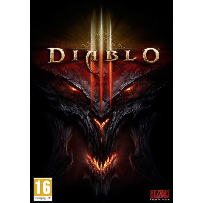Игра Diablo III, за PC image