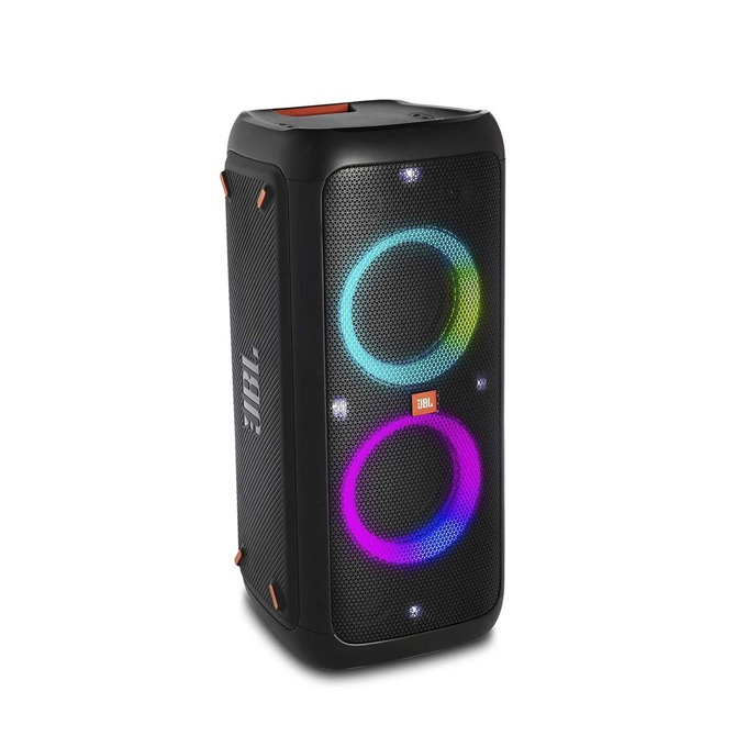 Тонколона JBL Partybox 200, 2.0, 120W RMS, Bluetooth, USB, 3.5 mm jack, RCA L/R, черна image