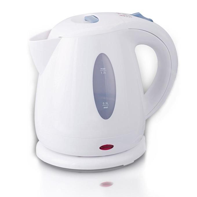 Електрическа кана SAPIR SP 1230 CV, вместимост 1.2 литра, безжична, 1100W, бял image