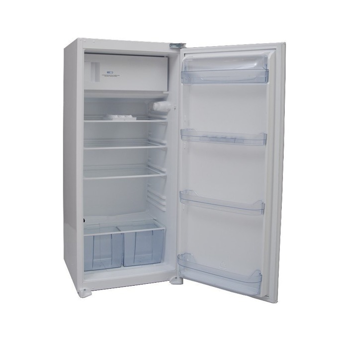 Хладилник с камера Finlux FXN 2400, клас A+, 192 л. общ обем, свободностоящ, 209 kWh/годишно, бял image