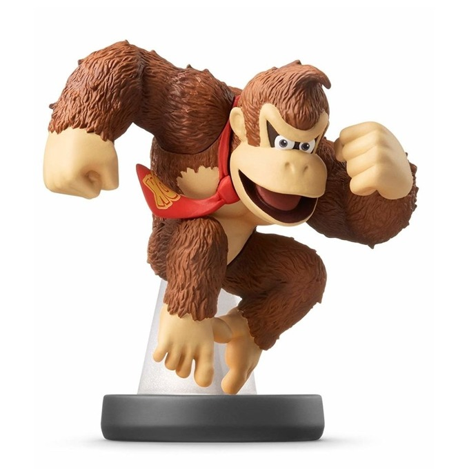 Nintendo Amiibo - Donkey Kong No.4 [Super Smash] product