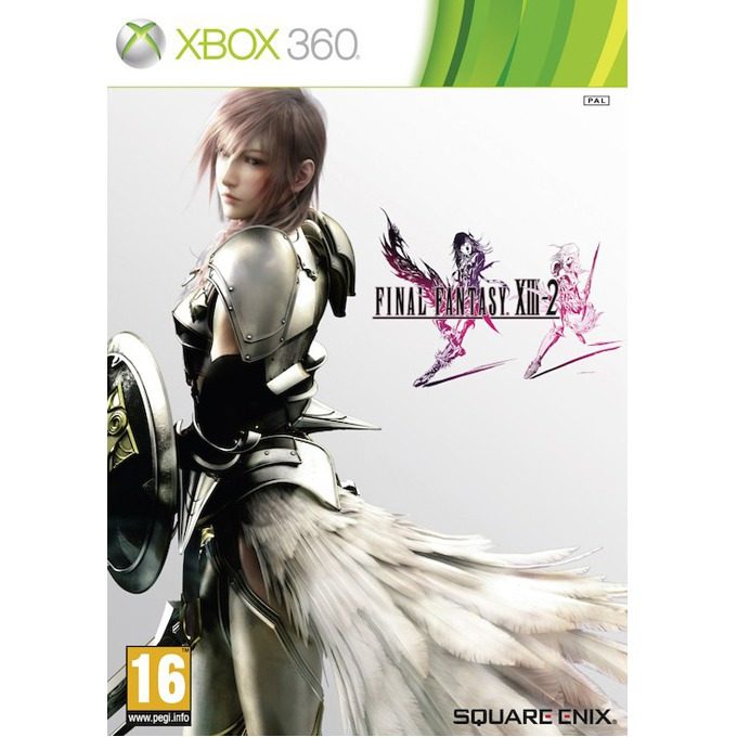 Final Fantasy XIII-2 product