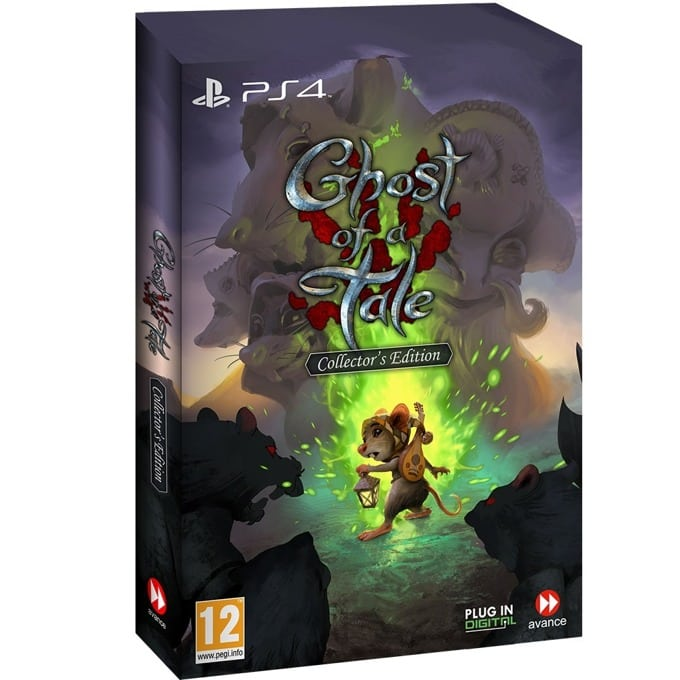 Ghost of a Tale Collectors edition PS4 product