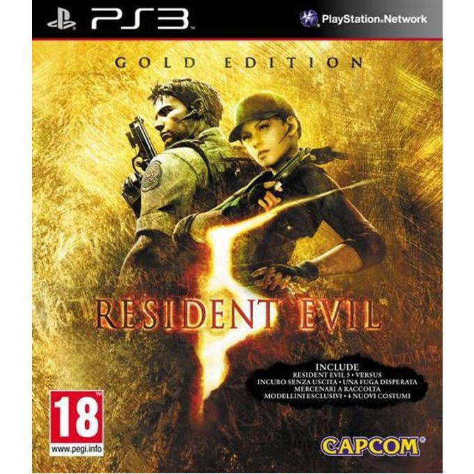 Resident Evil 5 - Gold Edition, за PlayStation 3 image