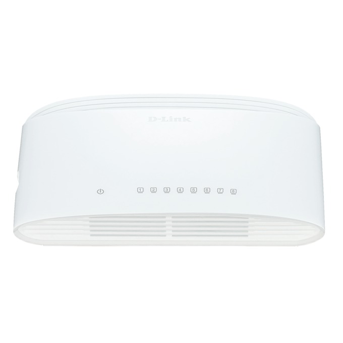 Switch D-Link DGS-1008D, 1000Mbps, 8-Port image