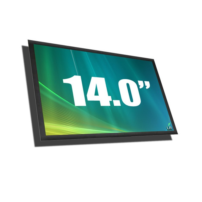 """Матрица за лаптоп BOE HB125WX1-100, 12.5"""" (31.75cm), WXGAP+ 1366:768 pix, матова image"""