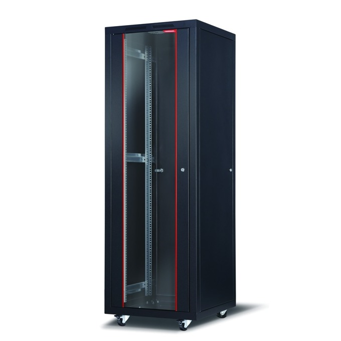 "Комуникационен шкаф Formrack CSM-36U6060, 19"", 36U, 600 x 600 mm, черен image"