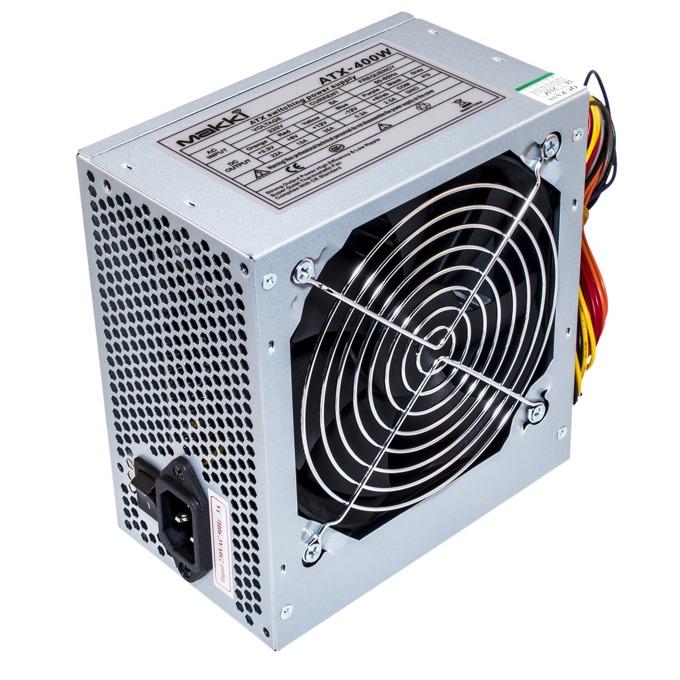 Захранване Makki ATX 400-120, 400W, 120mm вентилатор image