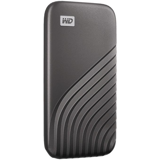 WD My Passport External SSD 500 GB WDBAGF5000AGY product