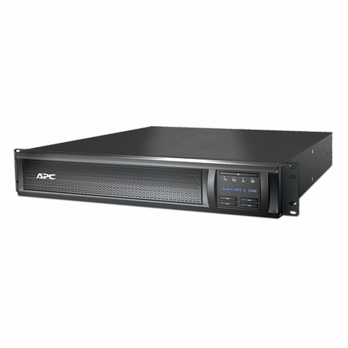 UPS APC Smart-UPS X, 1500VA/1200W, Line Interactive, with Network Card image