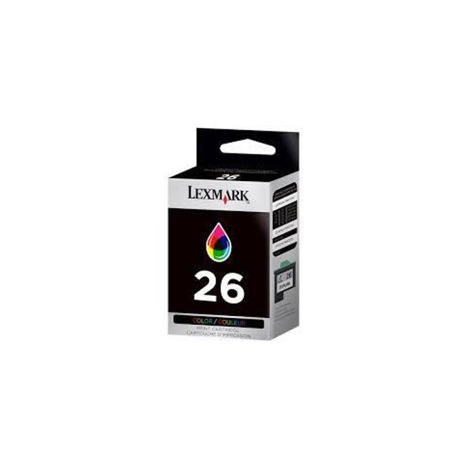 ГЛАВА LEXMARK ColorJetPrinter Z 13/23/33/615 - Color high yield - Blister - P№ 10N0026BL /26/ - заб.: 275p image