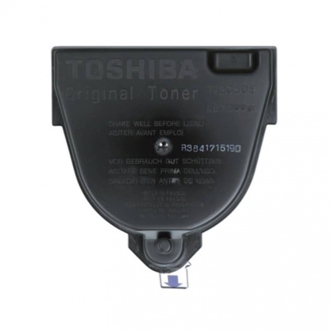 TОНЕР ЗА КОПИРНА МАШИНА TOSHIBA BD 1650/2050/2540 - P№ T-2050E - заб.: 300gr. image