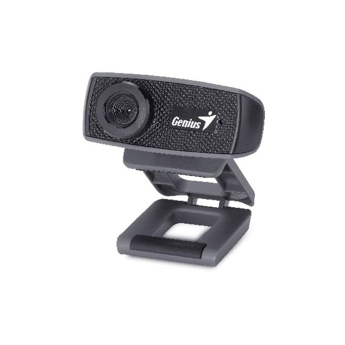 Уеб камера Genius Face 1000X, 1Mpixel, микрофон, USB 2.0 image