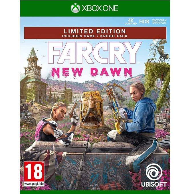 Far Cry: New Dawn - Limited Edition Xbox One product
