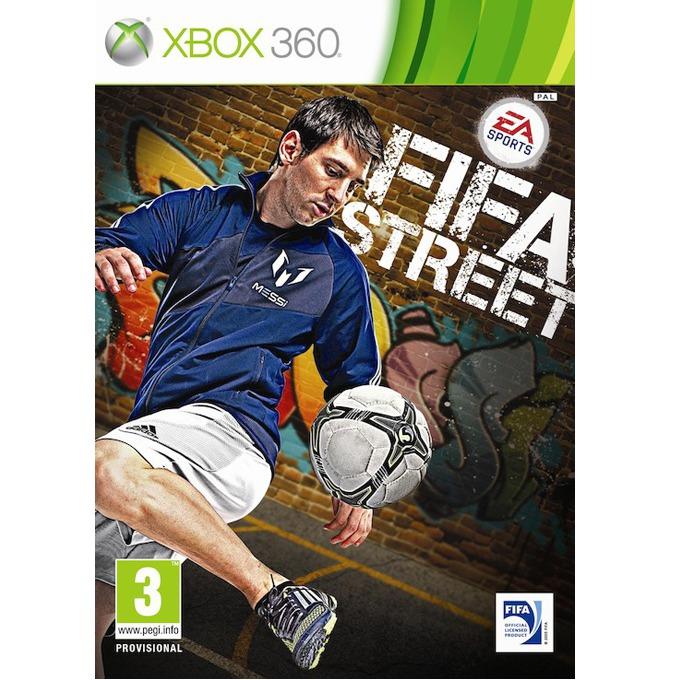Игра за конзола FIFA Street, за XBOX360 image