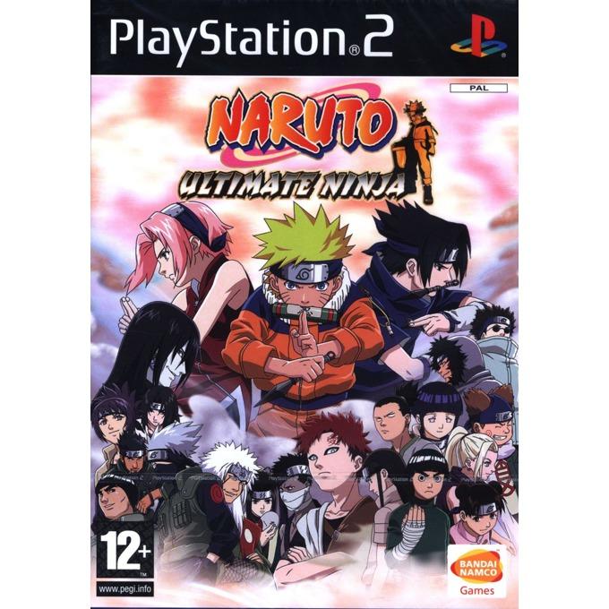Игра за конзола Naruto: Ultimate Ninja, за PS2 image
