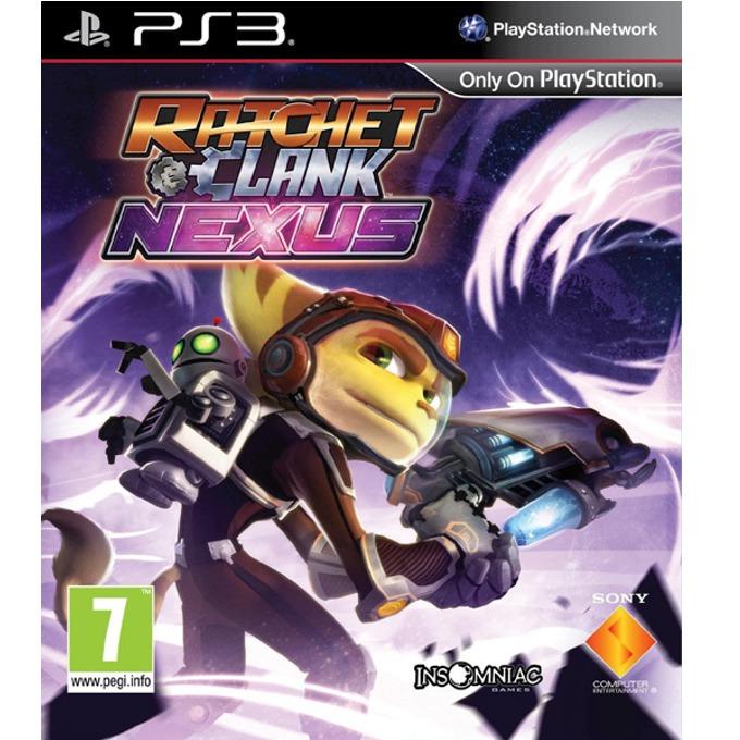 Игра за конзола Ratchet and Clank: Nexus, за PS3 image