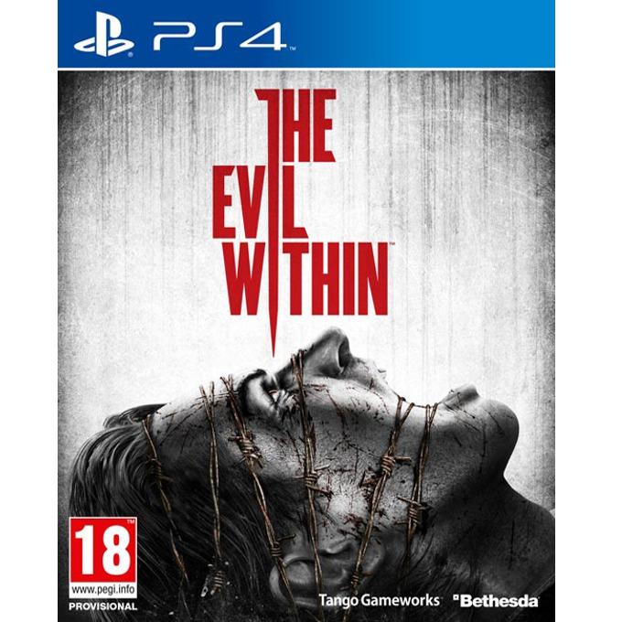 Игра за конзола The Evil Within, за PlayStation 4  image