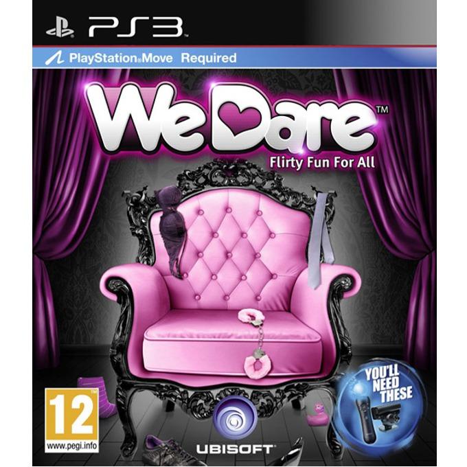 Игра за конзола We Dare - Move, за PlayStation 3 image