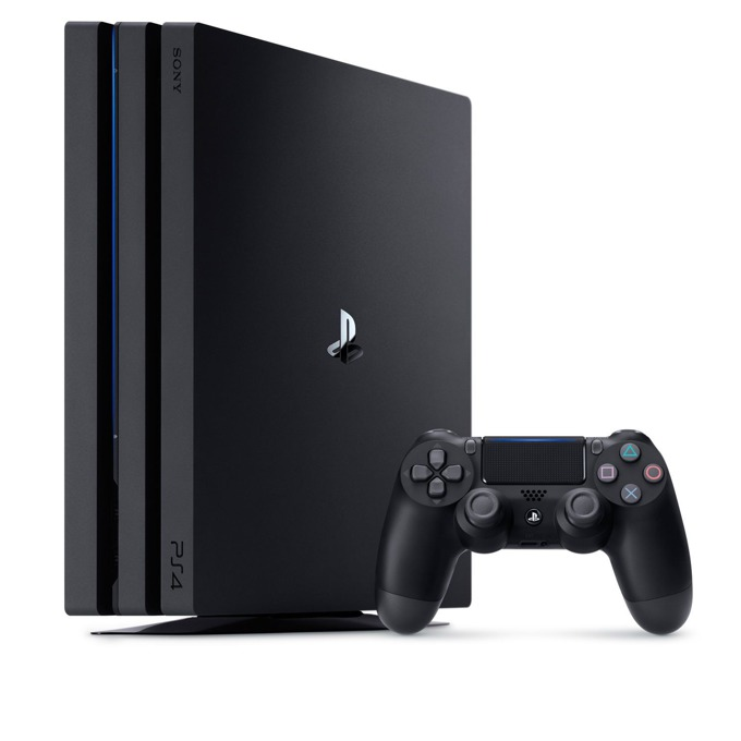 PlayStation 4 Pro 1TB HDD