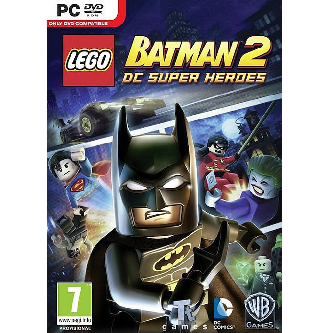 LEGO Batman 2: DC Super Heroes, за PC image