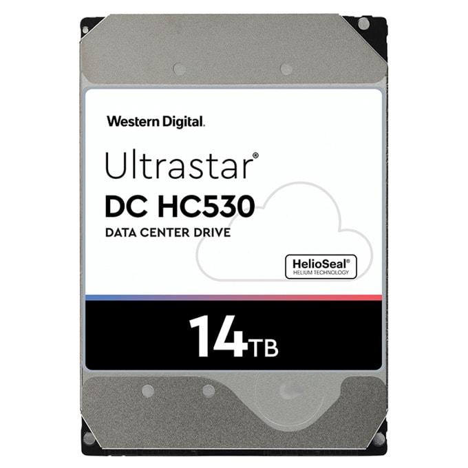 "14TB Western Digital 14TB Ultrastar DC HC530, SATA 6Gb/s, 7200 rpm, 256MB кеш, 3.5"" (8.89cm) image"