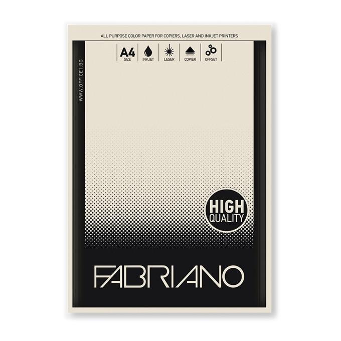 Fabriano A4, 160 g/m2, слонова кост, 50 листа product