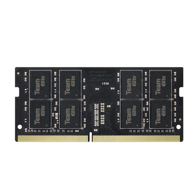 Памет 4GB DDR4 2400MHz, SO-DIMM, TeamGroup Elite, 1.2V image