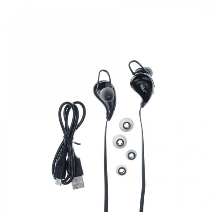 Слушалки Tellur In-Ear Sport, Athlete series, Bluetooth, черни  image