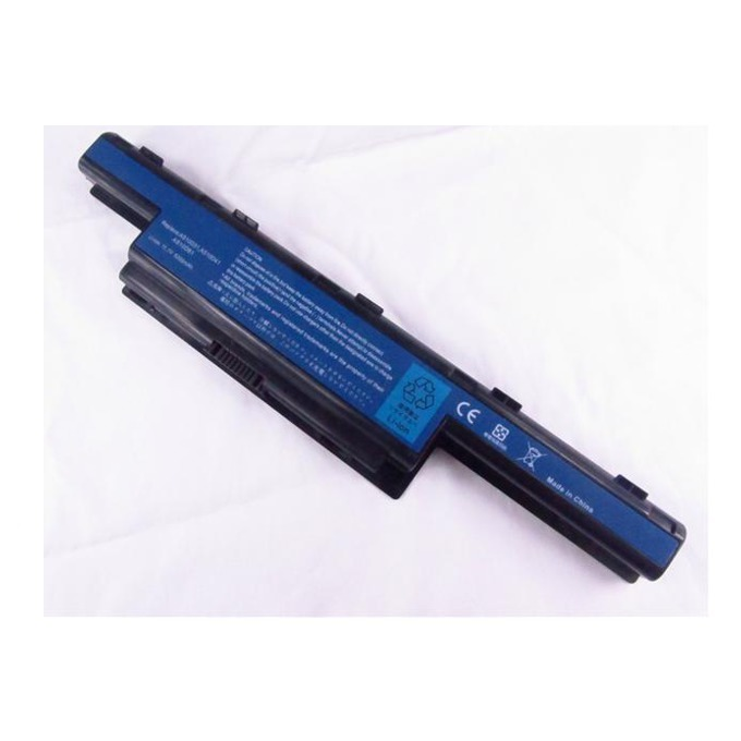 Батерия (оригинална) за лаптоп Acer Aspire 4253, съвместима с 4741/4750/4771/5250/5560/5750/7750, 6cell, 11.1V, 4400mAh  image