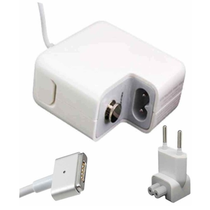 Apple MagSafe2 16.5V/3.65A/60W, шуко - A1435