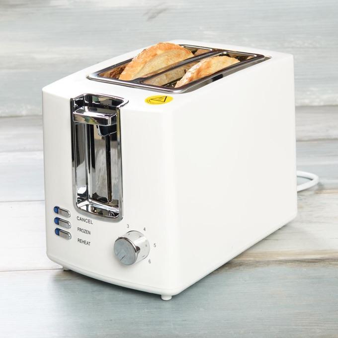 Тостер Zephyr ZP 1440 U, 800W, 2 филийки, бял image