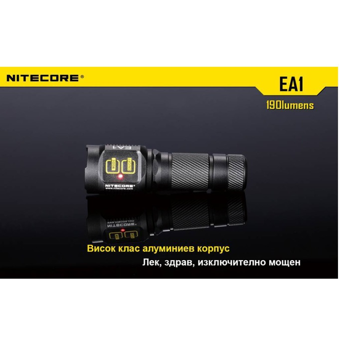 Фенер Nitecore EA1