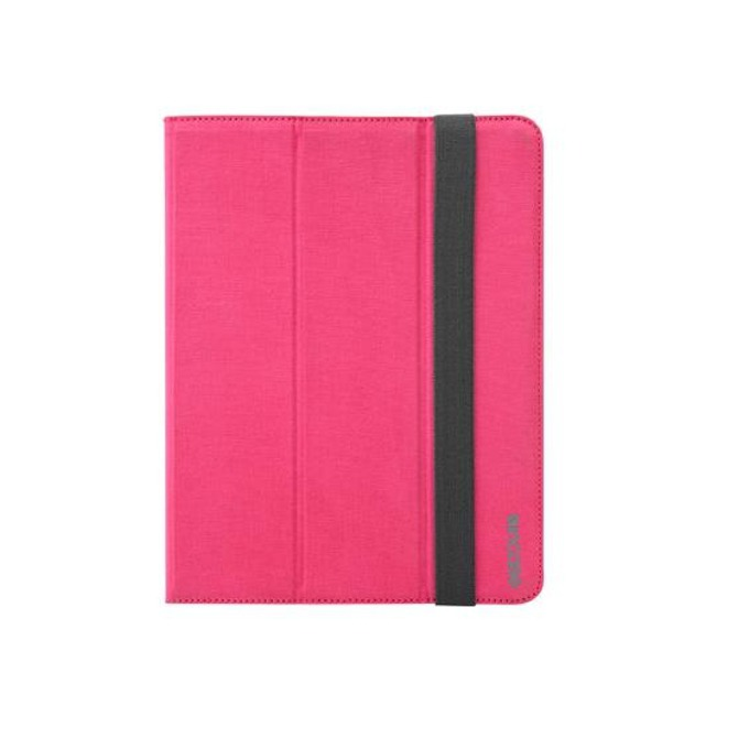 Калъф Incase Maki Jacket, кожен (canvas), за iPad 2/3/4, розов image