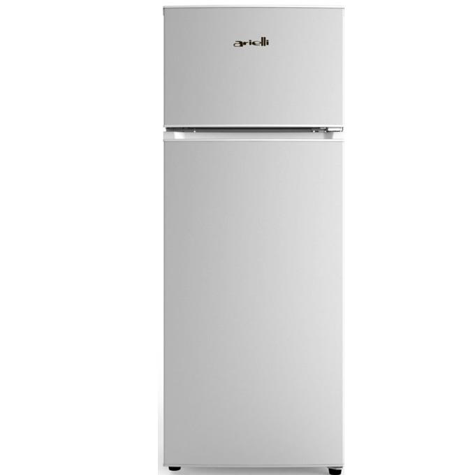 Хладилник с фризер Arielli AHD-275FN, клас A+, 209 л. общ капацитет, свободностоящ, автоматично размразяване, сив image