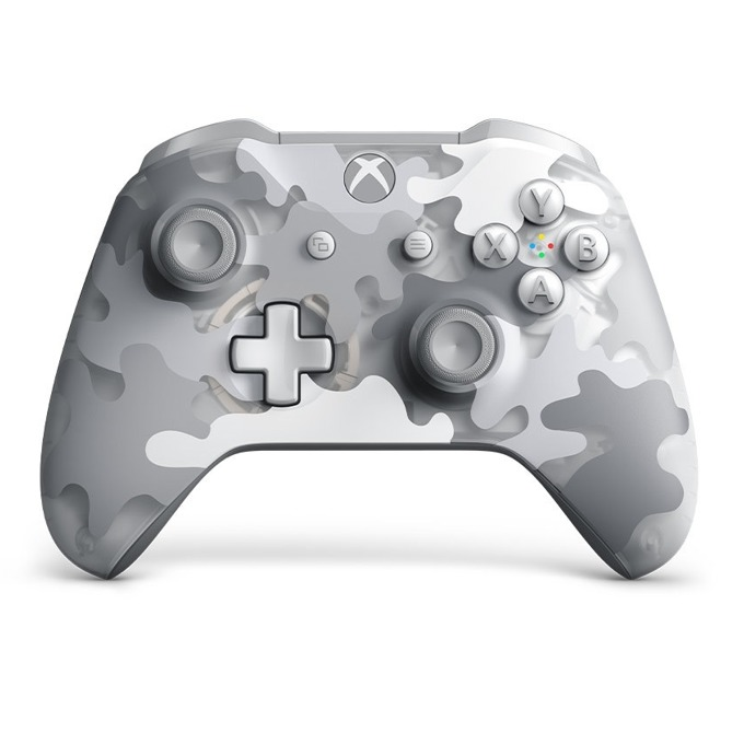 Microsoft Arctic Camo Special Edition product