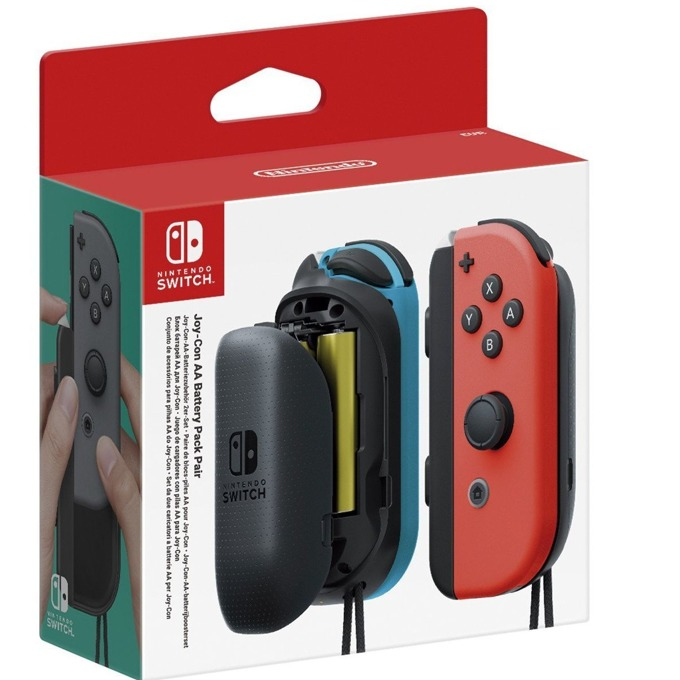Nintendo Switch Joy-Con AA Battery Pack product