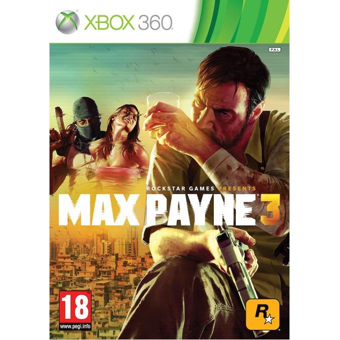 Игра за конзола Max Payne 3, за XBOX360 image