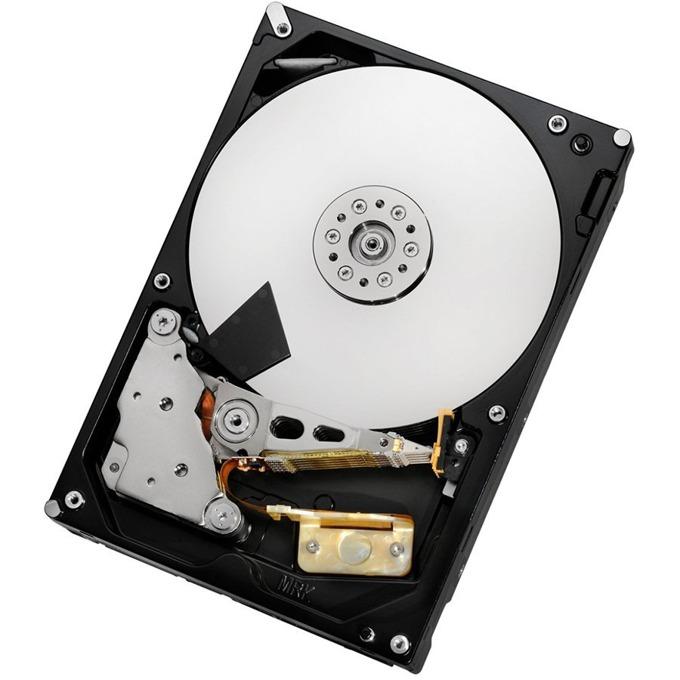 """Твърд диск 4TB HGST Ultrastar 7K6000, SATA 6Gb/s, 7200 rpm, 128MB, 512 B sector size, 3.5"""" (8.89 cm) image"""