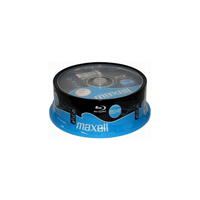 Maxell Blueray BD-R 25 Gb ML-DB-BDR25-25PRINT