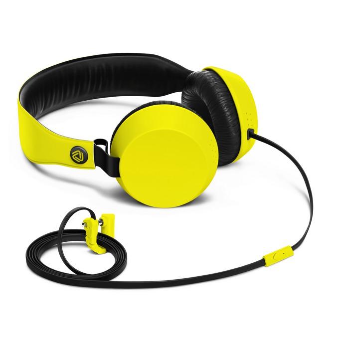 Слушалки Nokia WH-530, жълт image